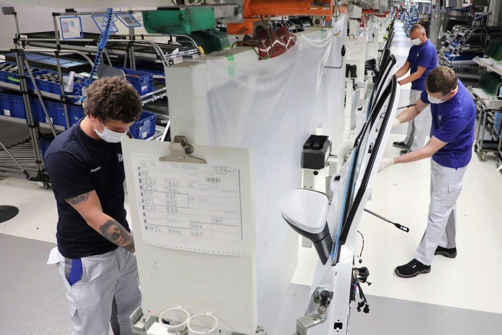 Volkswagen nastavlja proizvodnju vozila od 20. travnja