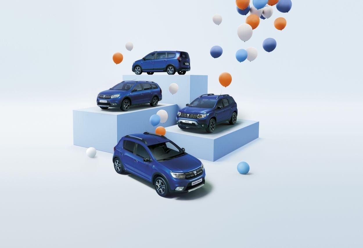 Dacia  godina