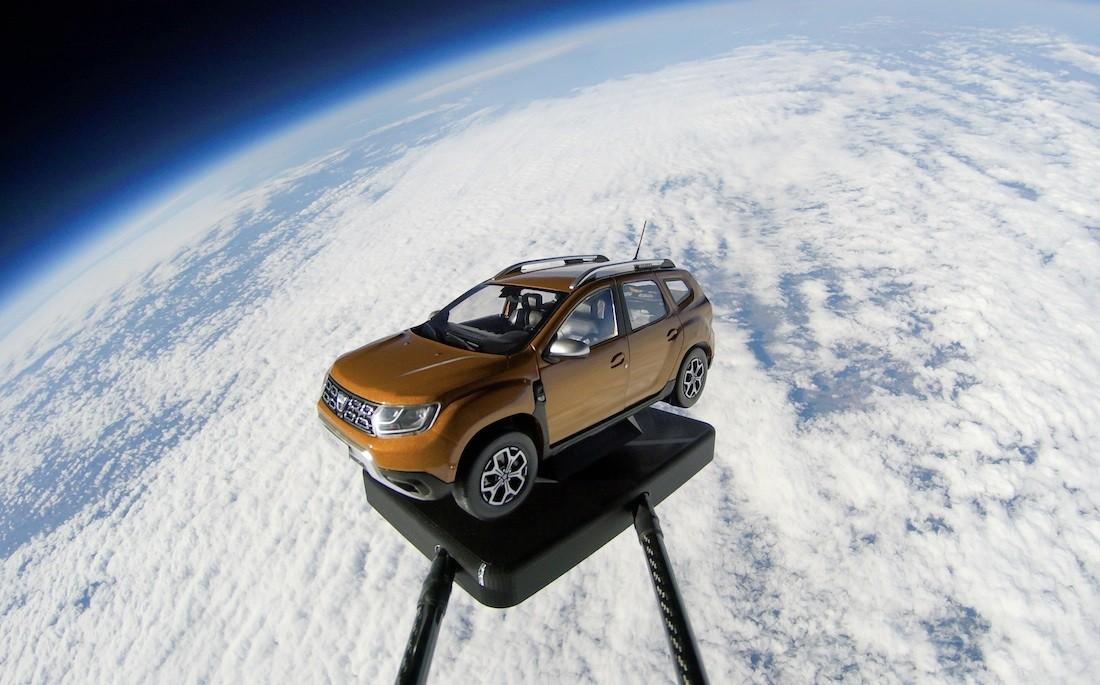 Dacia Dustar Svemir