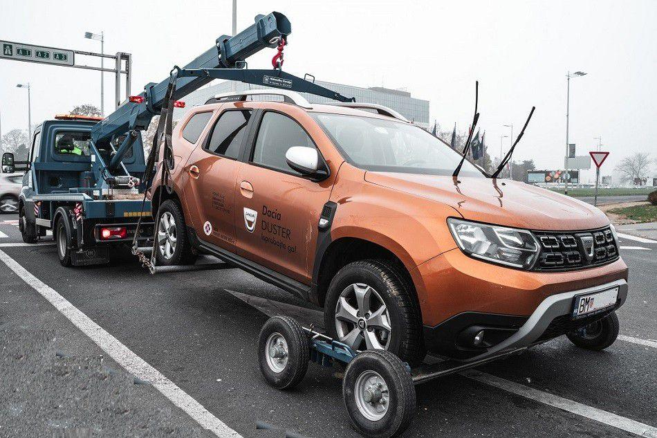 Dacia Duster – DT