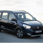 Dacia Lodgy TechRoad test driveteam