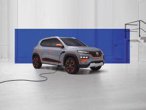 Dacia konceptnim modelom Spring Electric najavljuje svoj prvi električni automobil! 2