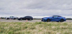 Nissan GT-R ili BMW M8 Competiton ili Ferrari GTC4 Lusso, autori utrke nisu bili baš fer