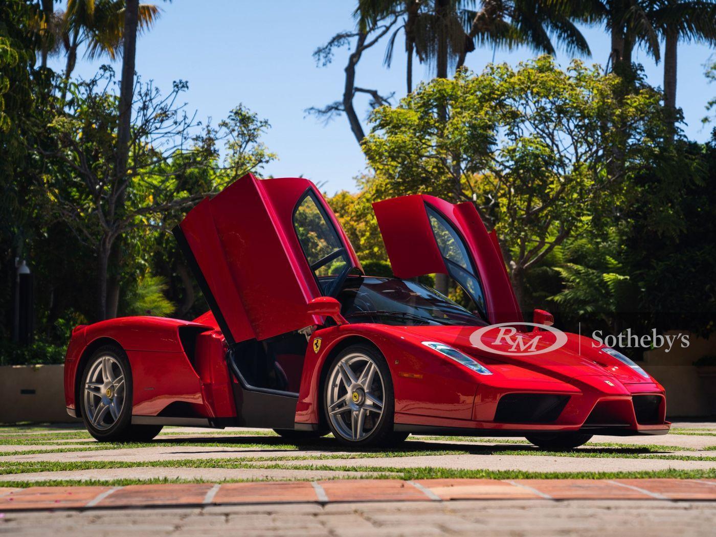Enzo Ferrari Rm Sothebys