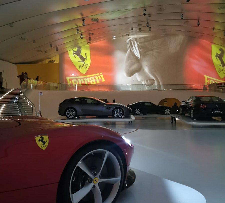 Ferrari Maranello Modena muzej posjete karte driveteam