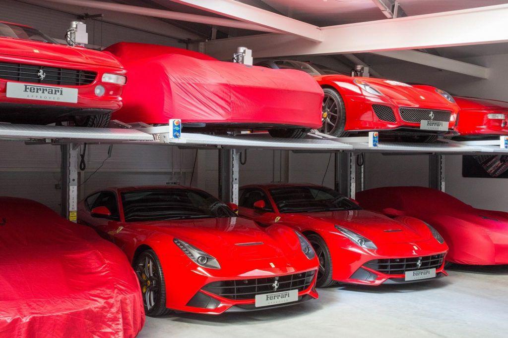 Nastavlja se niz, Ferrari je odlučio obustaviti proizvodnju automobila zbog virusa!