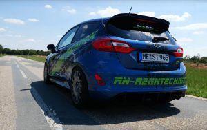 Ford Fiesta ST s lakoćom lovi brzinu od 250 km/h, je li ovo hrabro ili suludo?
