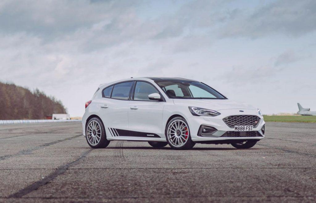Ford Focus ST uz Mountune tuning paket za još bolje performanse