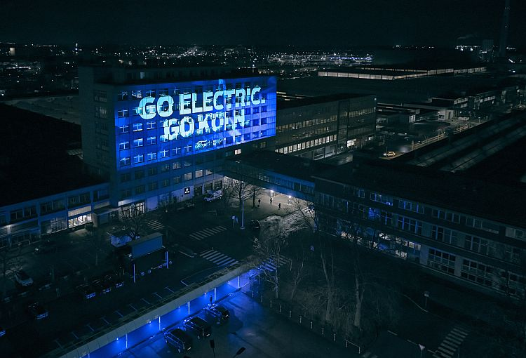 Ford Europe Goes All In on EV