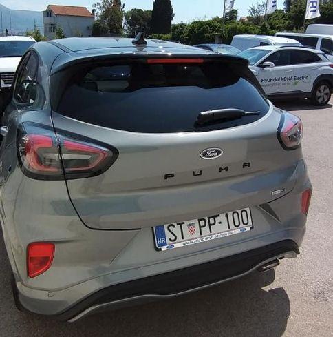 Ford Puma stigla i službeno u Hrvatsku, dobro zvučno ime u drugačijoj formi 1