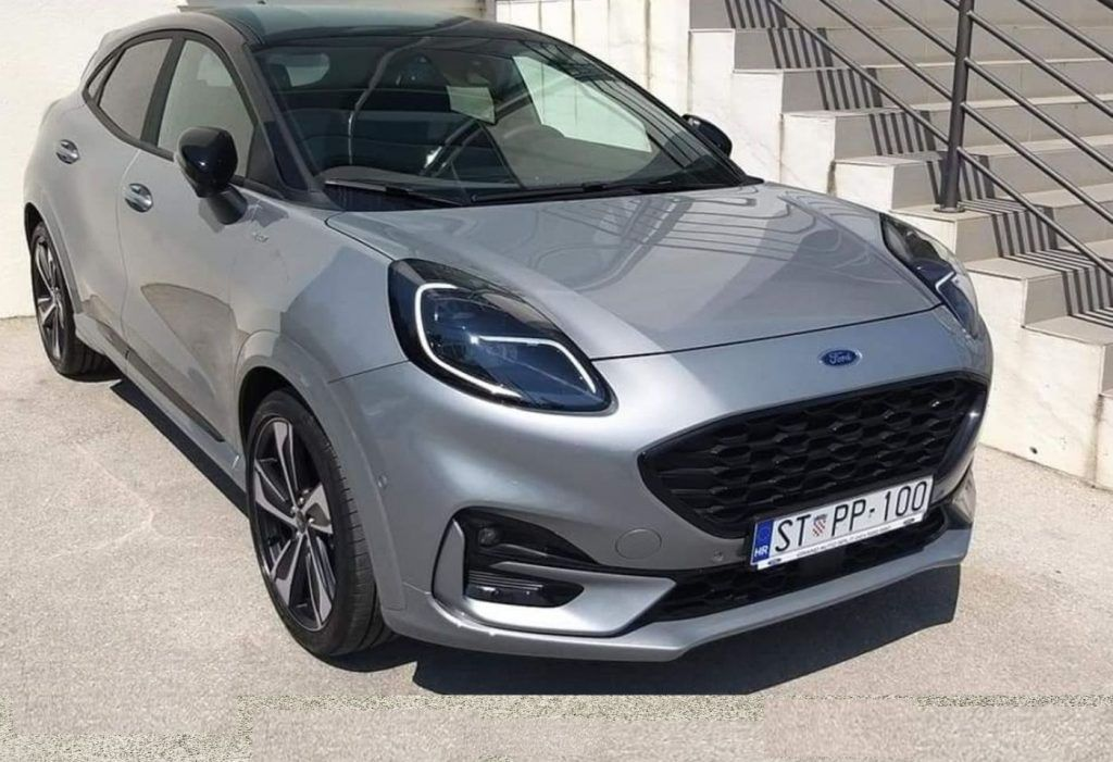 Ford Puma stigla i službeno u Hrvatsku, dobro zvučno ime u drugačijoj formi