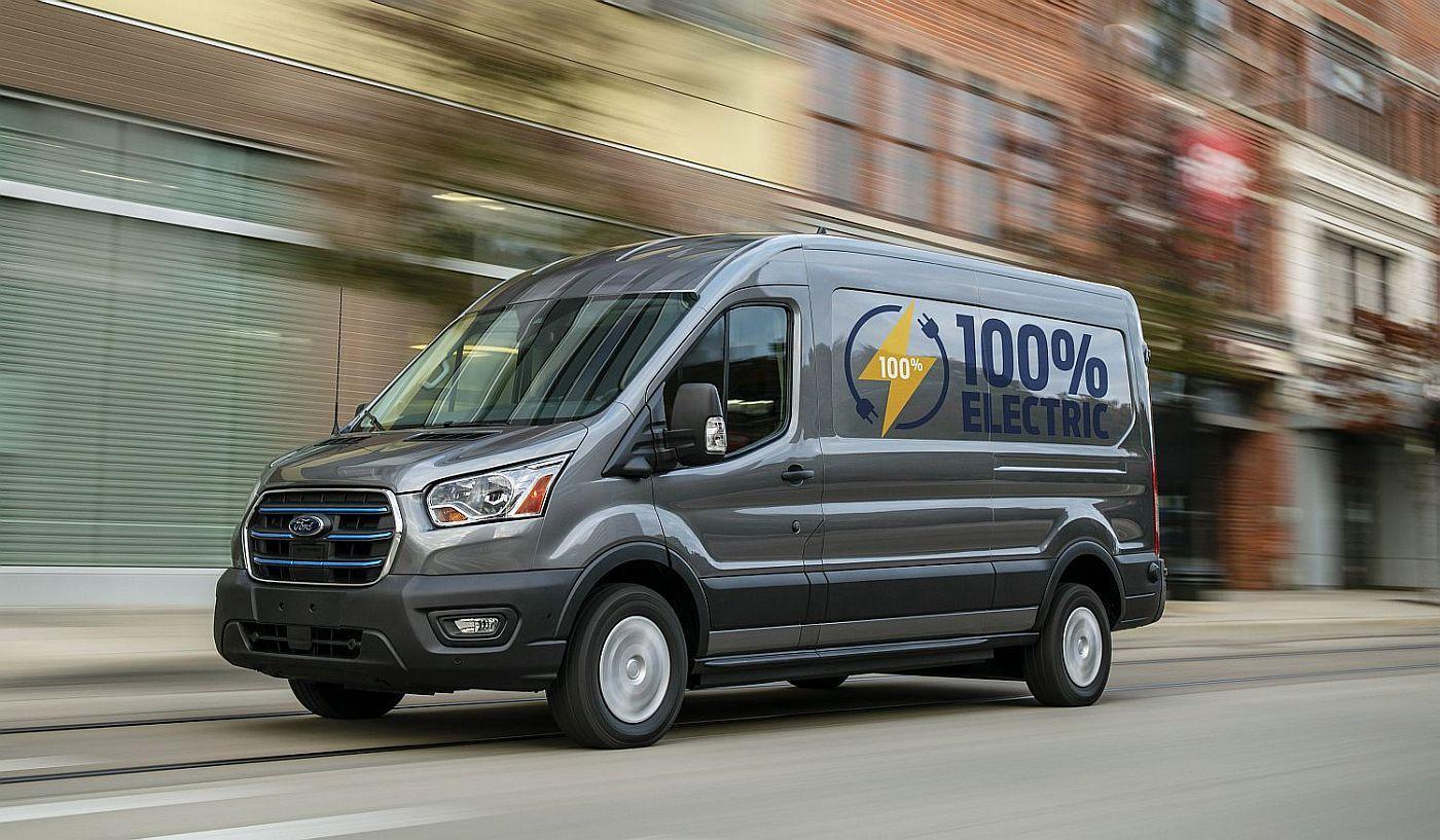 Ford e Transit