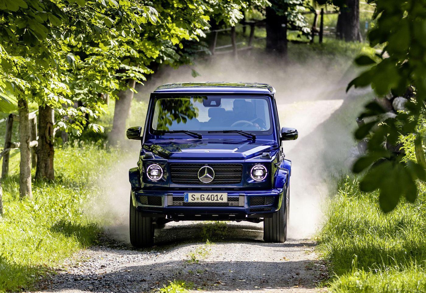 G  Mercedes Benz