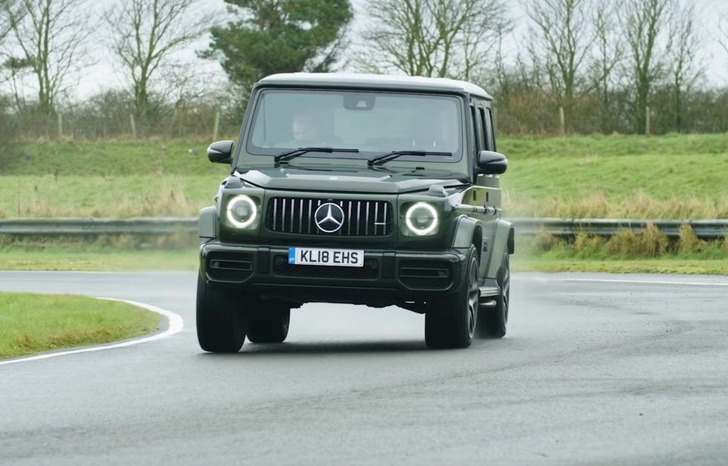 Mercedes-AMG G 63 pred velikim izazovom, Chris Harris na potezu si!
