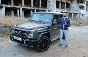 Mercedes-Benz G-klasa za koju svi znaju u Bosni i Hercegovini