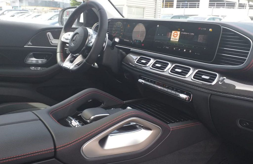 Prvi u Hrvatskoj, Mercedes-AMG GLE 53 Coupe spreman za isporuku! 2