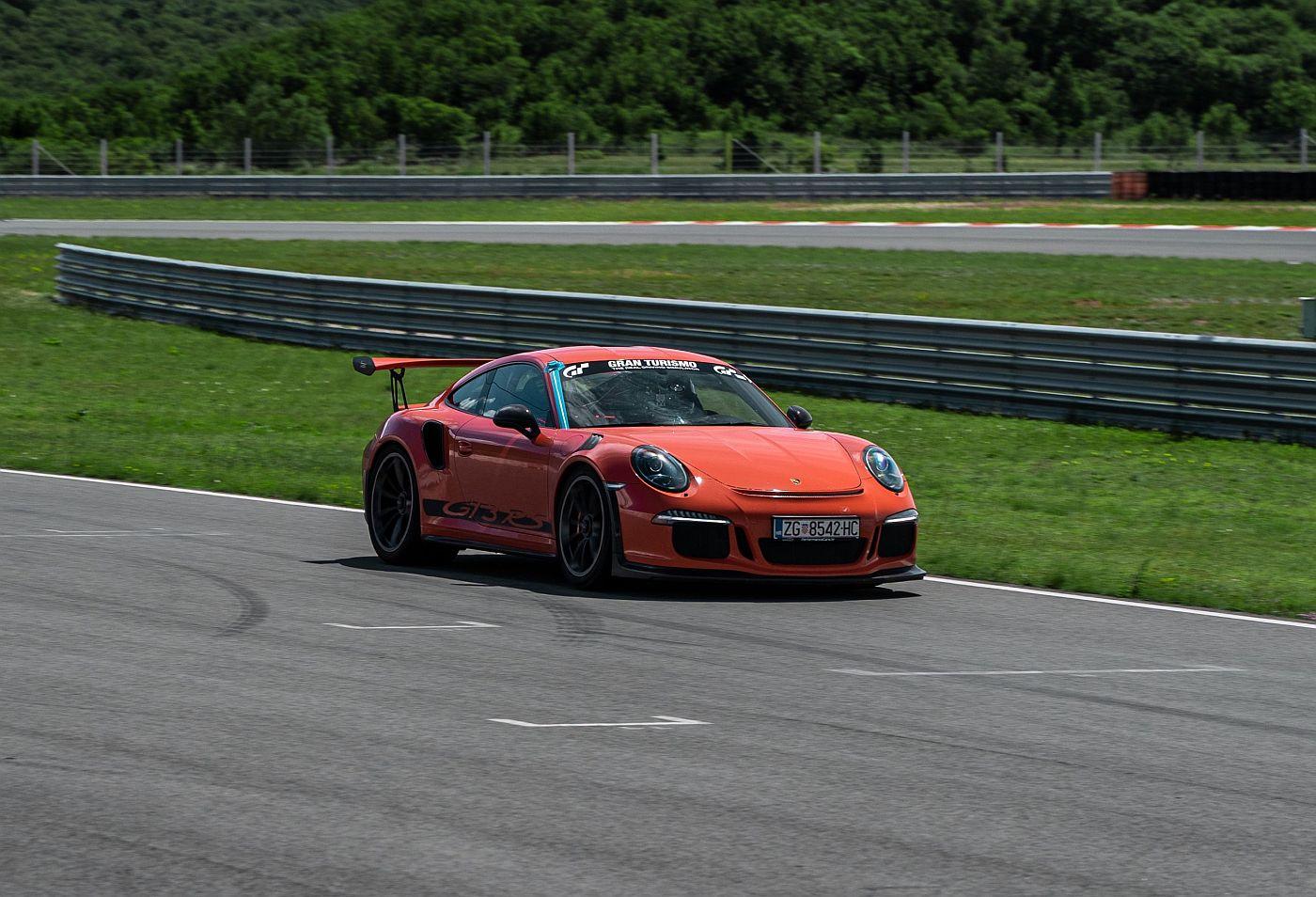 GROBNIK Damir Nakic Porsche  GT RS
