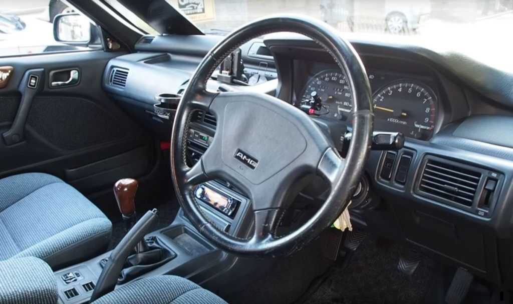 Mitsubishi Galant AMG, ali ne, nismo fulali naziv modela, ova suradnja stvarno je postojala 2