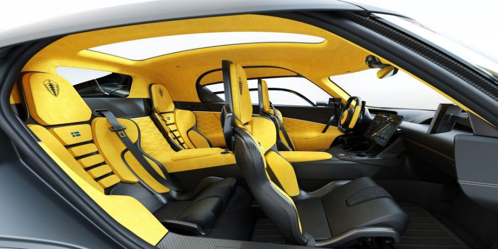 Koenigsegg Gemera, četiri sjedala, tri cilindra i 600 KS, ovaj 1700 KS, ma može! 4