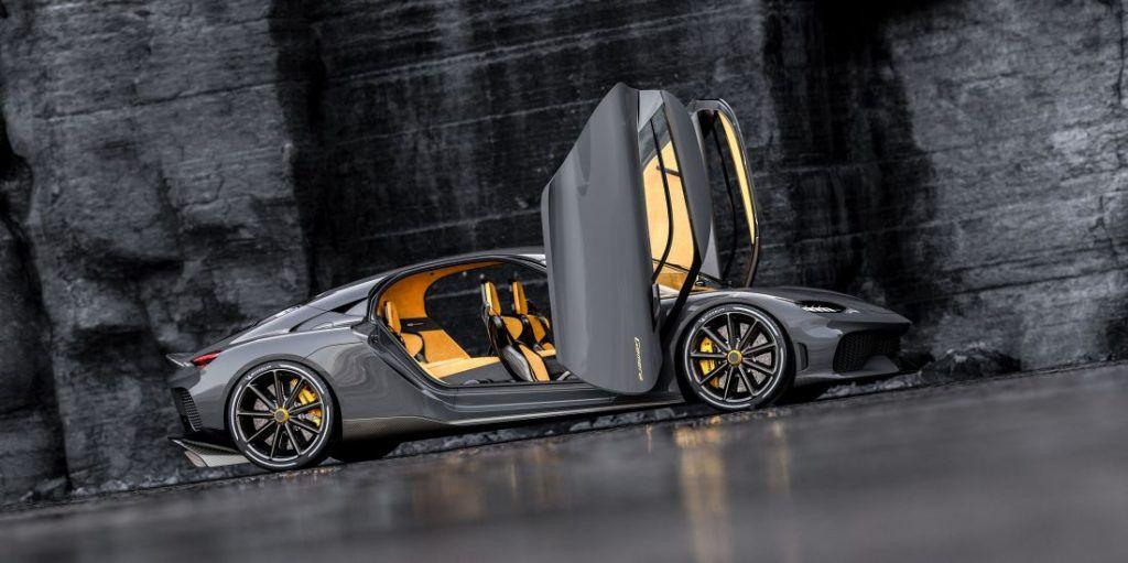 Koenigsegg Gemera, četiri sjedala, tri cilindra i 600 KS, ovaj 1700 KS, ma može!