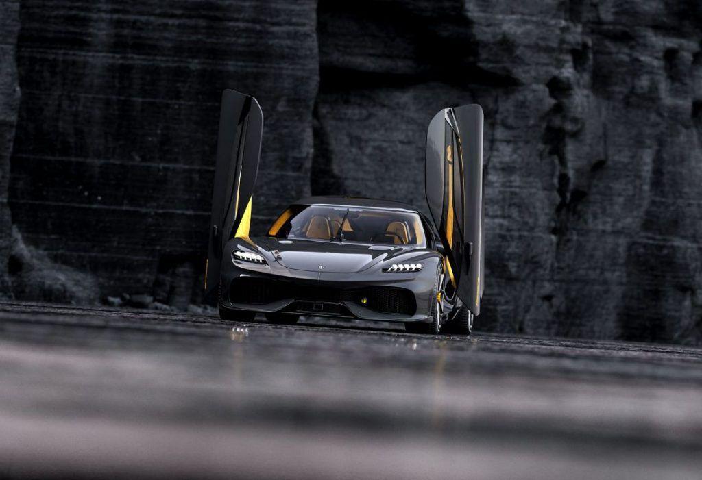 Koenigsegg Gemera, četiri sjedala, tri cilindra i 600 KS, ovaj 1700 KS, ma može! 5