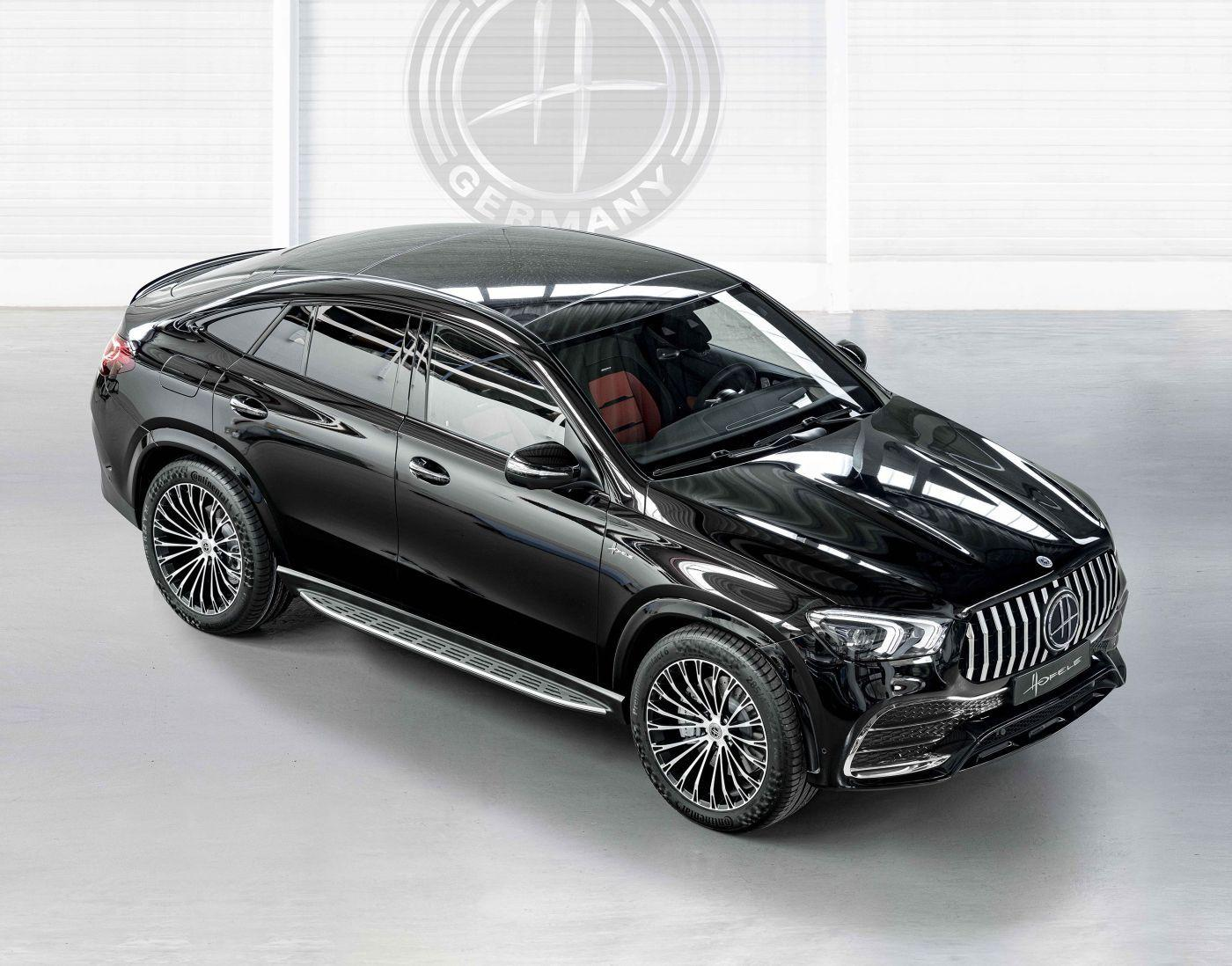 Mercedes-Benz HGLE Coupe by Hofele, Maybach na jeftiniji način