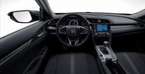 Honda Civic u oku nevidljivom osvježenju 2