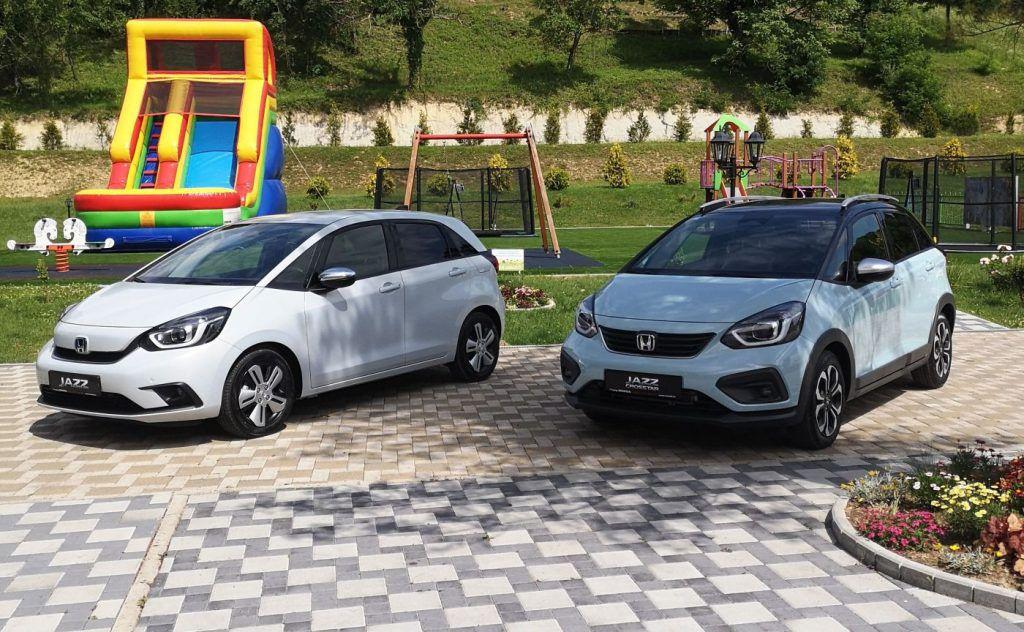 Nova Honda Jazz stigla u Hrvatsku, od sada samo kao hibrid i smiješnom potrošnjom 3