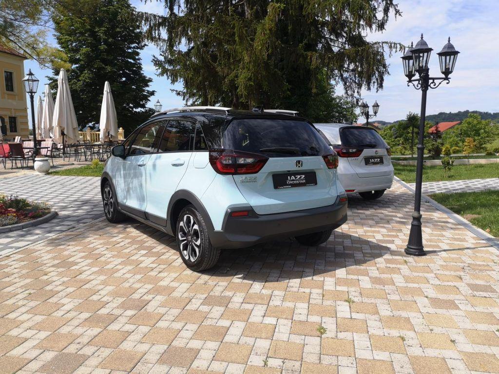 Nova Honda Jazz stigla u Hrvatsku, od sada samo kao hibrid i smiješnom potrošnjom 4