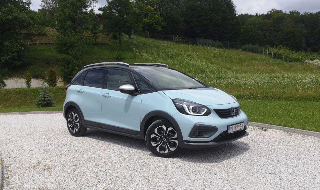 Nova Honda Jazz stigla u Hrvatsku, od sada samo kao hibrid i smiješnom potrošnjom 1