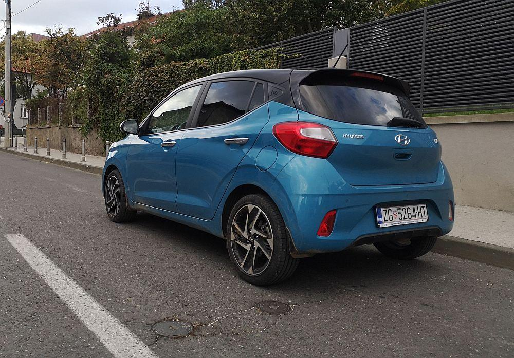 Hyundai i10 1.2 MPi Premium, A-segment ima novog malog vladara klase? 1