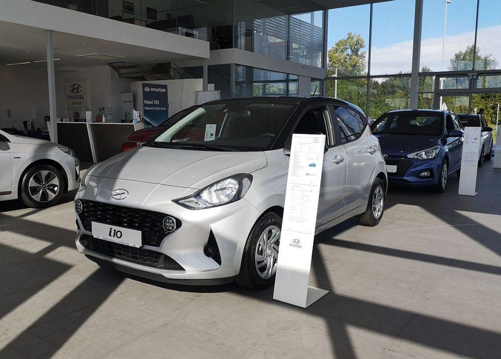 Hyundai i10 1.2 MPi Premium, A-segment ima novog malog vladara klase? 6