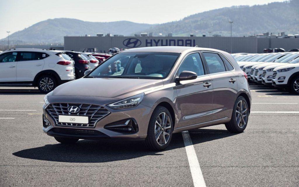 Osvježeni Hyundai i30 krenuo s proizvodnjom 1