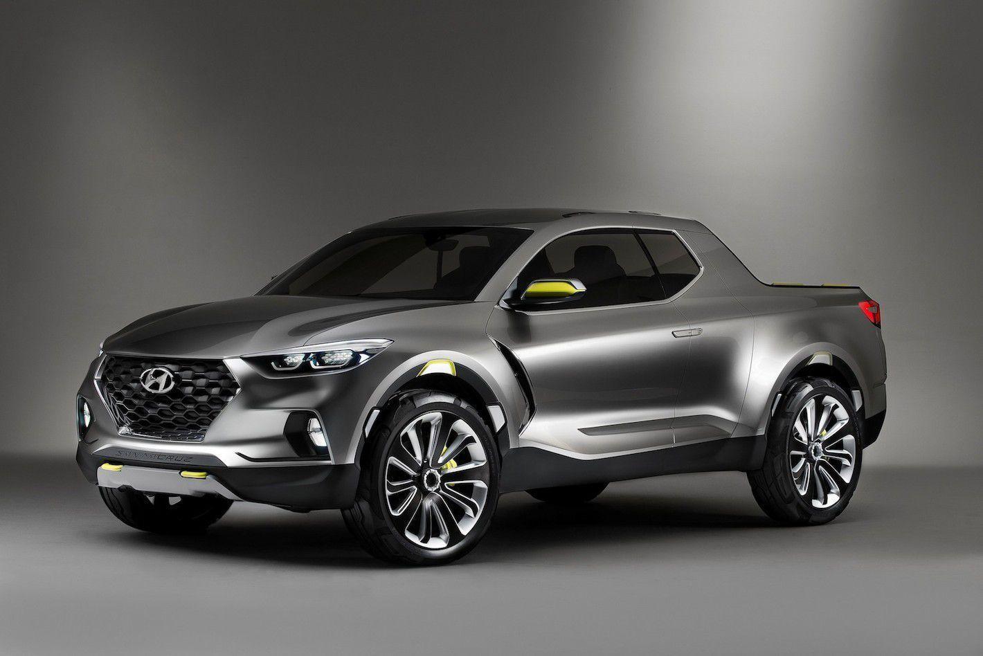 Hyundai santa cruz pick up