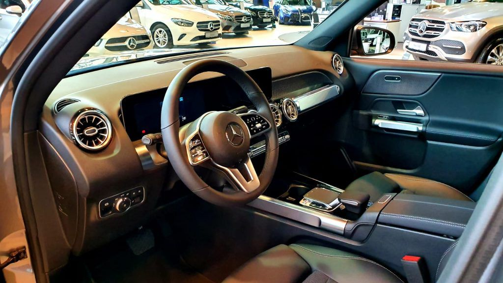 Ekskluzivno: Novi Mercedes-Benz GLB stigao u Hrvatsku, poznate i cijene za obiteljski multipraktik 2