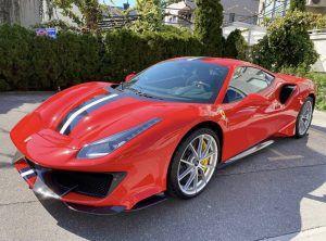 U BiH nema krize, na listi najskuplji vozila posebno se ističe Ferrari 488 Pista!
