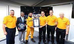 JCB oborio svjetski rekord, ovo je najbrži traktor na svijetu! 2