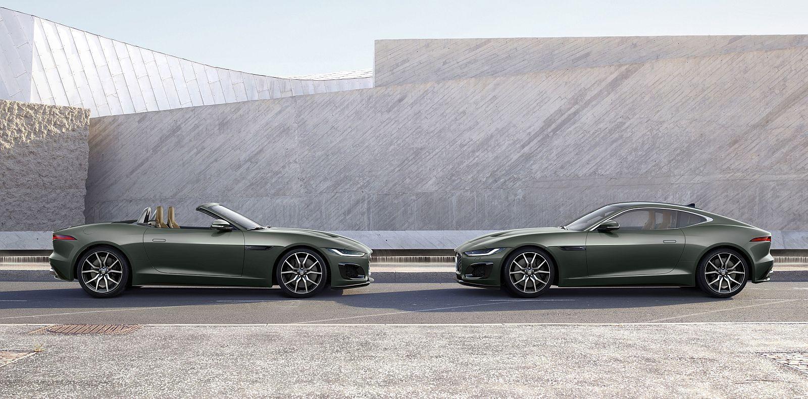 Jaguar F Type  godina