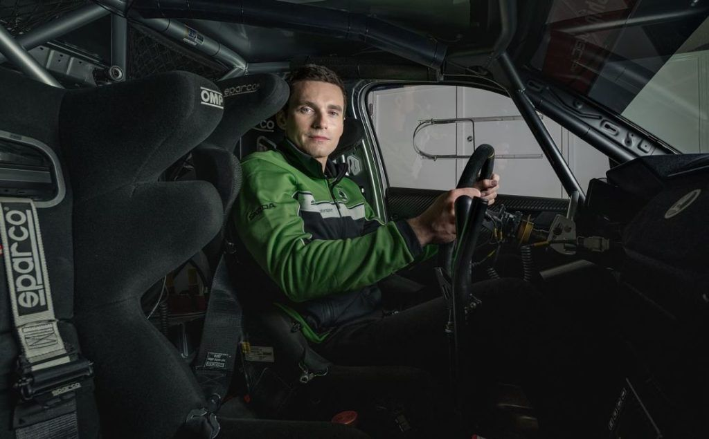 Jan Kopecký, rally majstor otkriva kako postati još bolji vozač tijekom zime