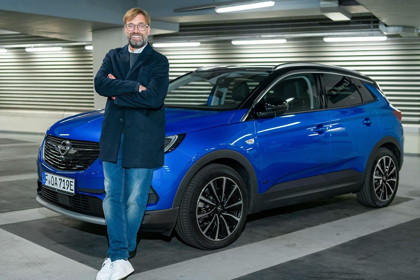 Juergen Klopp Opel