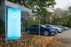 Volkswagen na domaćem tlu predstavio osvježeni Passat i novi logo