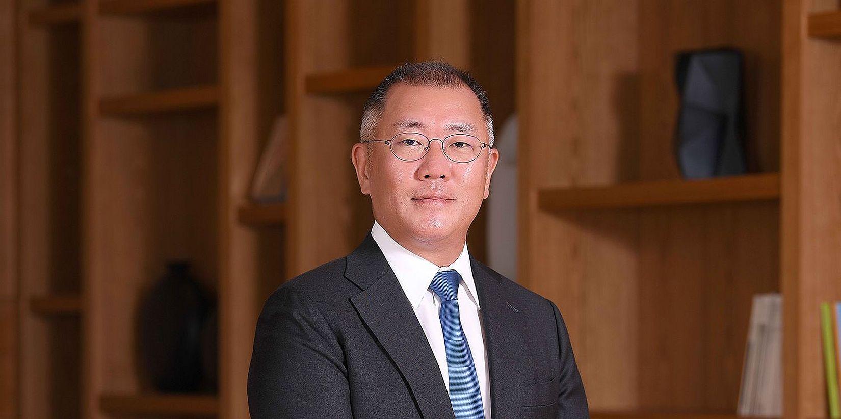 KIA Hyundai Euisun Chung