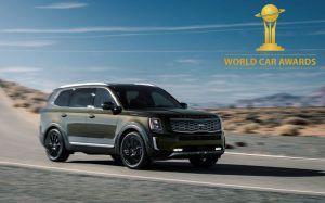 KIA Telluride senzacionalno osvojila titulu 'Svjetskog automobila godine 2020.'