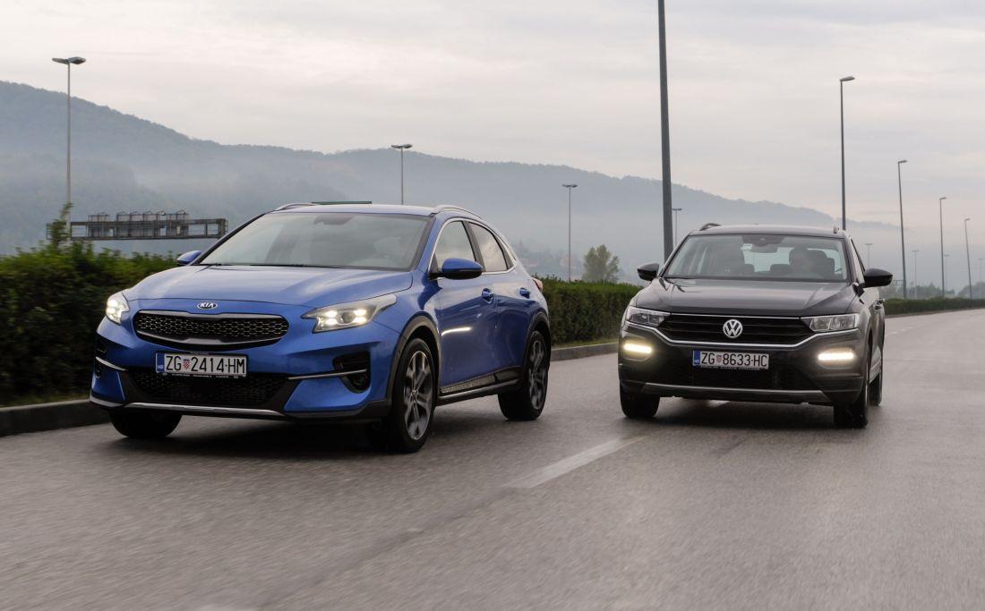 KIA XCeed vs VW T Roc