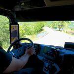 Kamion vozač