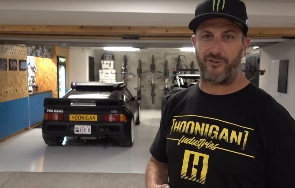 Ken Block pustio je kamere u svoju garažu, evo što sve tamo 'skriva'