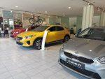 Kia salon Kmag zagreb prodaja vozila cijene cjenik rioceed sportage ceed