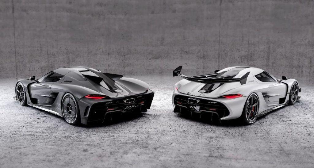 Koenigsegg Gemera, četiri sjedala, tri cilindra i 600 KS, ovaj 1700 KS, ma može! 1