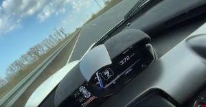 Suludo, vozio LaFerrari 372 km/h i sve sam snimao mobitelom