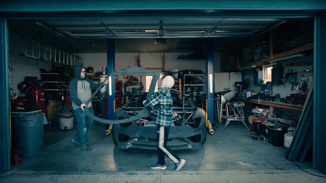Lamborghini za Božić na poseban način razveselio malog obožavatelja 1
